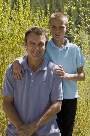 Mats wilander familie